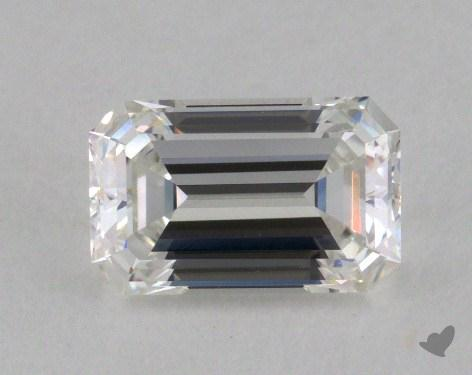 1.05 Carat G-IF Emerald Cut  Diamond