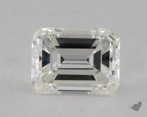 1.09 Carat G-IF Emerald Cut Diamond