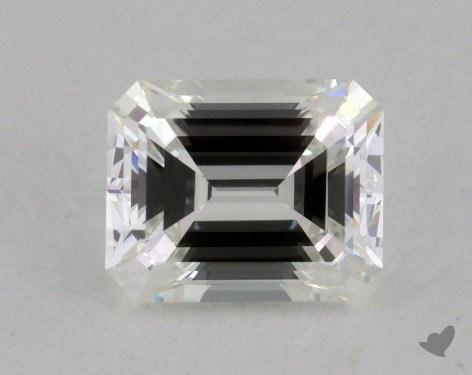 1.07 Carat G-IF Emerald Cut Diamond