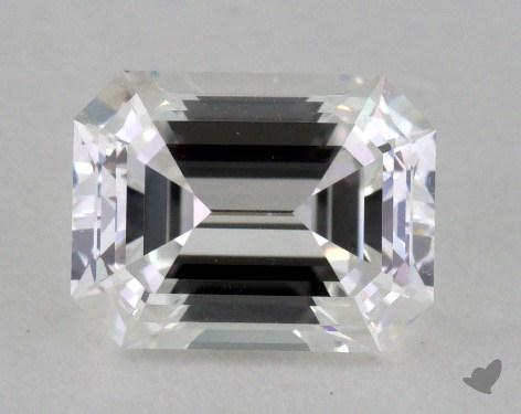 1.01 Carat F-VVS1 Emerald Cut  Diamond