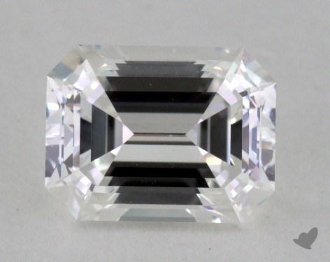 1.01 Carat F-VVS1 Emerald Cut Diamond