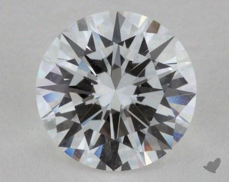 1.27 Carat E-IF Excellent Cut Round Diamond
