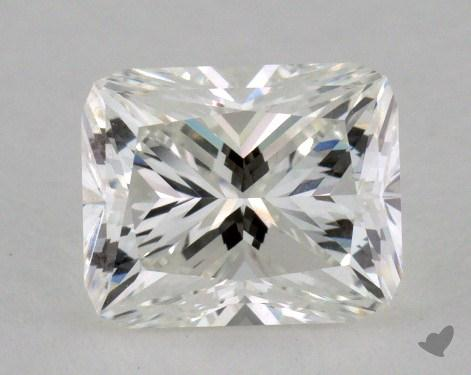 1.62 Carat G-VVS2 Radiant Cut Diamond 