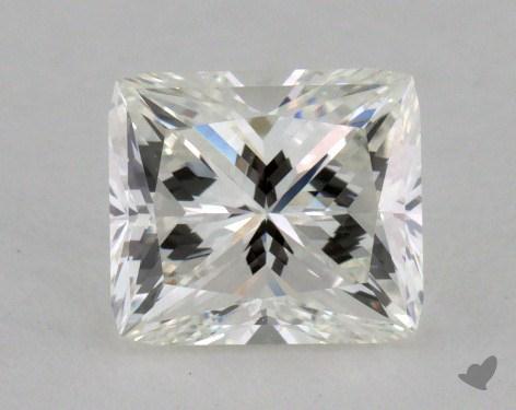 1.07 Carat G-VVS2 Radiant Cut Diamond