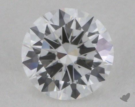 0.30 Carat E-VS1 Good Cut Round Diamond