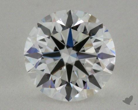 1.01 Carat F-VVS1 Very Good Cut Round Diamond