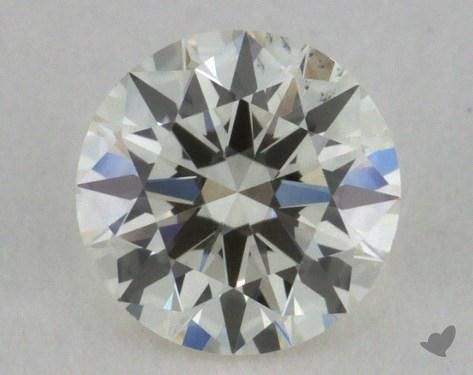 0.32 Carat K-SI1 Excellent Cut Round Diamond