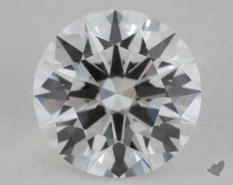 0.30 Carat F-VVS2 Excellent Cut Round Diamond