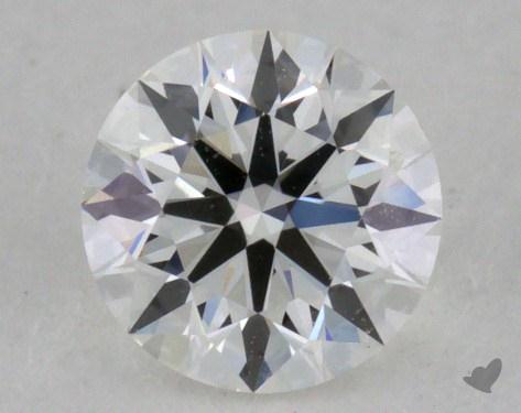 0.40 Carat G-IF Excellent Cut Round Diamond