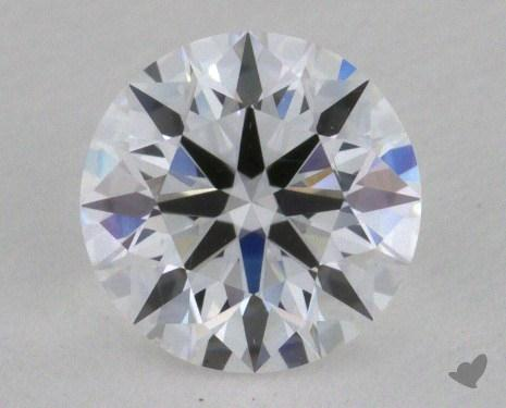 0.71 Carat E-SI1 Excellent Cut Round Diamond