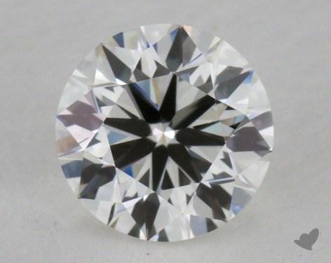 0.50 Carat H-IF Very Good Cut Round Diamond