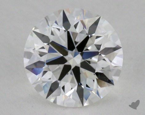 1.55 Carat F-VVS2 Excellent Cut Round Diamond
