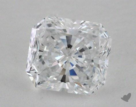 2.05 Carat D-VS2 Radiant Cut  Diamond