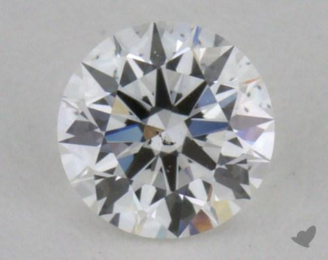 0.30 Carat E-SI1 Excellent Cut Round Diamond
