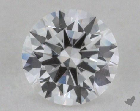 0.50 Carat E-VVS2 Excellent Cut Round Diamond