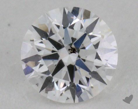0.31 Carat E-SI2 Excellent Cut Round Diamond