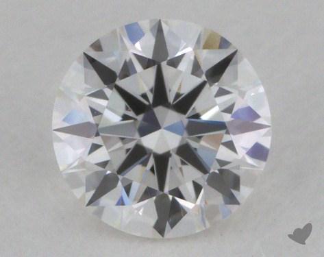 0.30 Carat E-VVS1 Excellent Cut Round Diamond