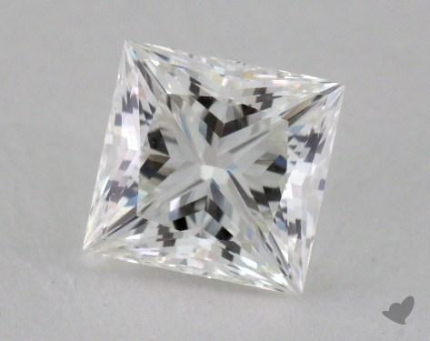 2.05 Carat G-VS2 Ideal Cut Princess Diamond