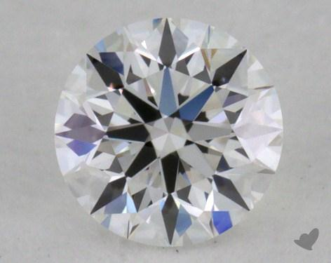 0.30 Carat E-VVS1 Excellent Cut Round Diamond