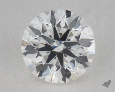 0.25 Carat E-VVS2 Excellent Cut Round Diamond