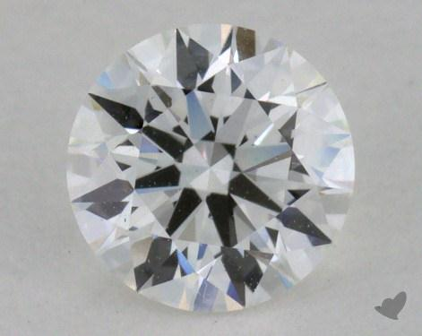 0.55 Carat G-VVS1 Excellent Cut Round Diamond