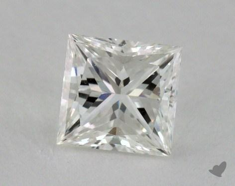2.02 Carat H-VS2 Ideal Cut Princess Diamond