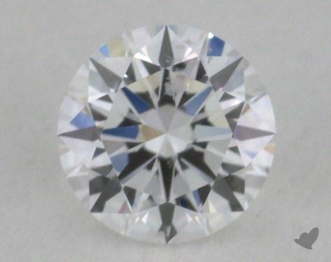 <b>0.30</b> Carat D-SI2 Excellent Cut Round Diamond