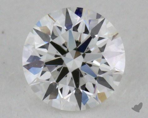 0.31 Carat F-IF Excellent Cut Round Diamond