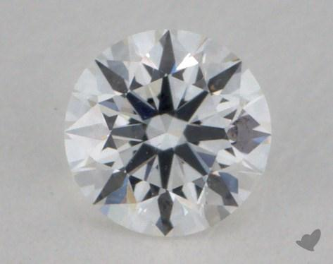 0.25 Carat F-IF Excellent Cut Round Diamond