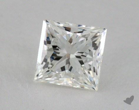 2.01 Carat H-VS1 Princess Cut Diamond