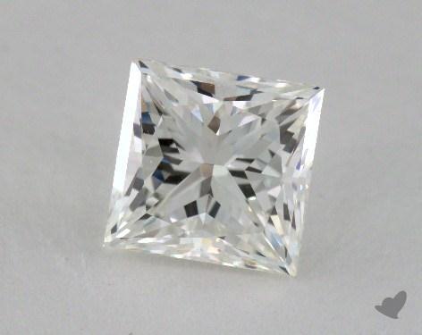 2.01 Carat H-VS1 Very Good Cut Princess Diamond