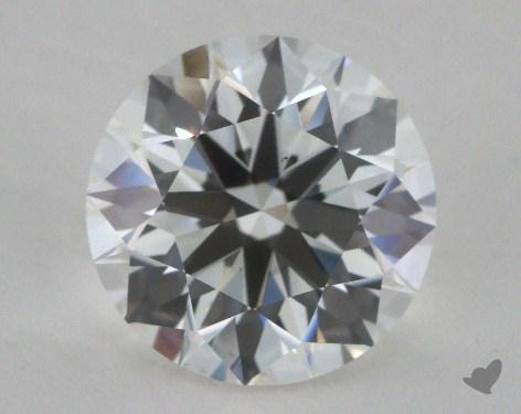3.08 Carat G-VS1 Excellent Cut Round Diamond