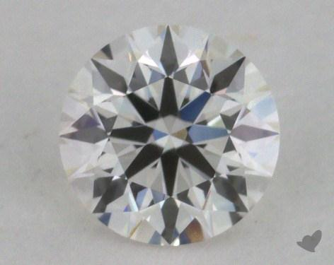0.31 Carat H-VVS2 Excellent Cut Round Diamond