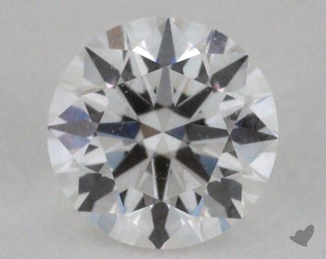 0.30 Carat F-IF Excellent Cut Round Diamond