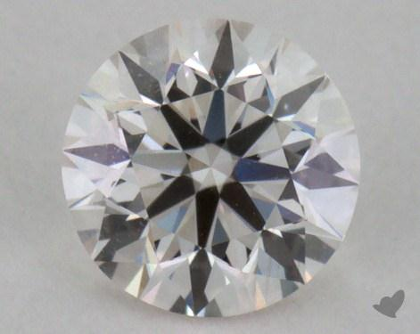 0.40 Carat H-VVS2 Very Good Cut Round Diamond