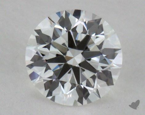 0.52 Carat G-VVS1 Excellent Cut Round Diamond