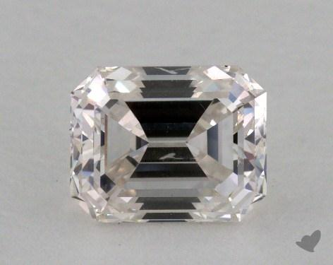 1.05 Carat G-SI1 Emerald Cut Diamond