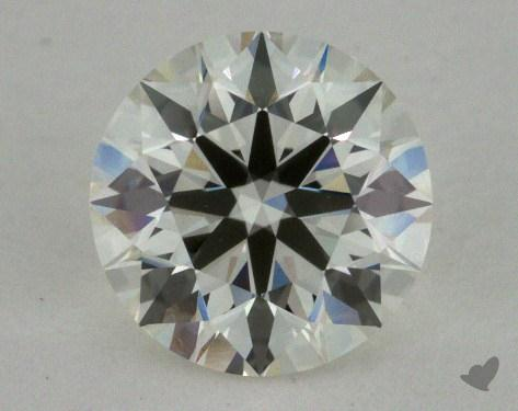 1.01 Carat J-VVS2 Excellent Cut Round Diamond