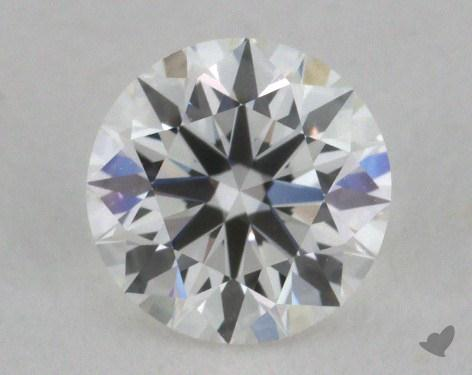 0.50 Carat G-VVS1 Excellent Cut Round Diamond