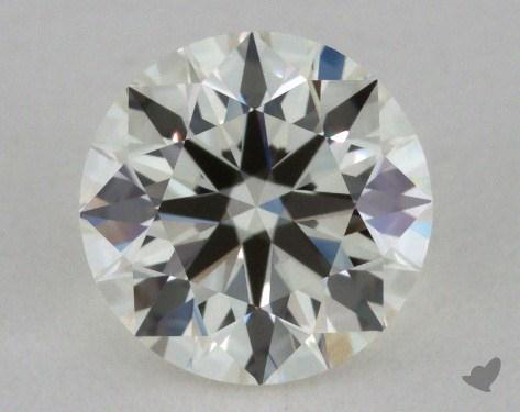 0.73 Carat K-VVS1 Excellent Cut Round Diamond