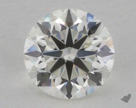 1.52 Carat J-VS2 Very Good Cut Round Diamond
