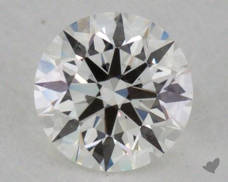 0.30 Carat G-IF Excellent Cut Round Diamond