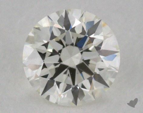 0.30 Carat I-IF Excellent Cut Round Diamond