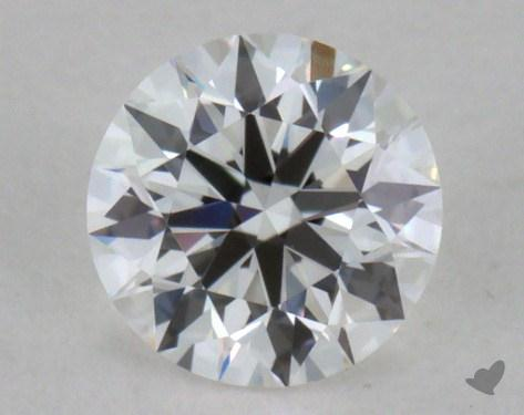 0.31 Carat F-VVS1 Excellent Cut Round Diamond