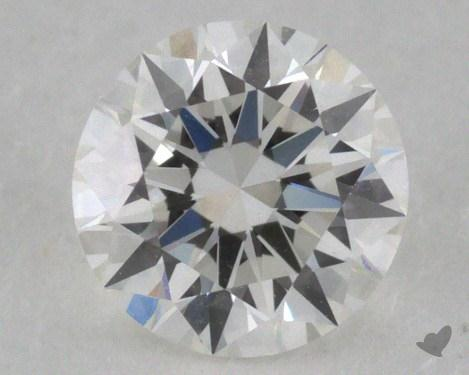 0.40 Carat G-VVS1 Excellent Cut Round Diamond