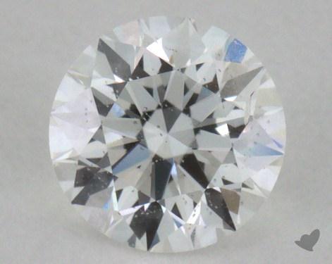 0.40 Carat E-SI2 Excellent Cut Round Diamond