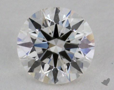 0.70 Carat H-SI2 Excellent Cut Round Diamond