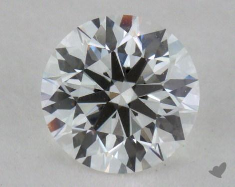 0.54 Carat G-VVS1 Excellent Cut Round Diamond