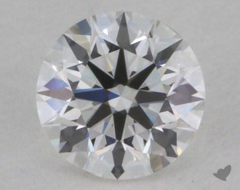 0.31 Carat E-VS2 Excellent Cut Round Diamond