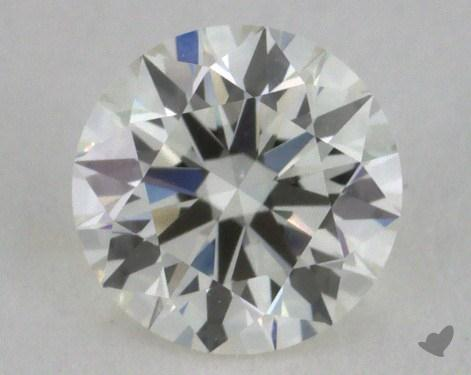 0.40 Carat J-VS1 Excellent Cut Round Diamond